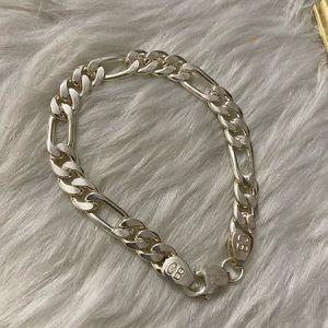 800 Solid Silver Bracelet